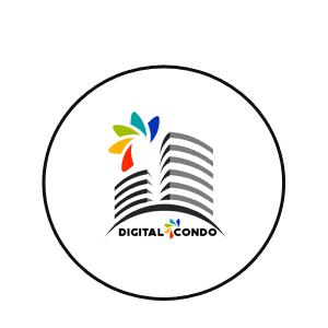 Digital Condo logo - condominium Management Software, Property Management system software